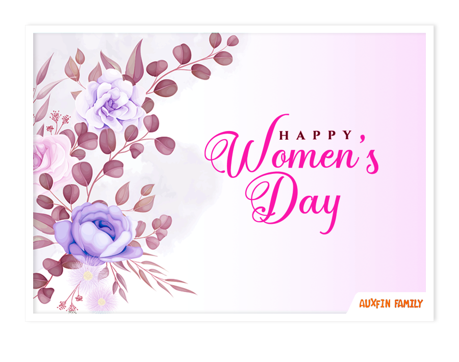 Happy Women's Day 2021 !